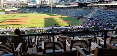 Comerica Park, section: 133, row: H, seat: 3
