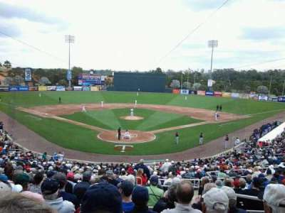 Hammond Stadium, section: 209, row: 13, seat: 2