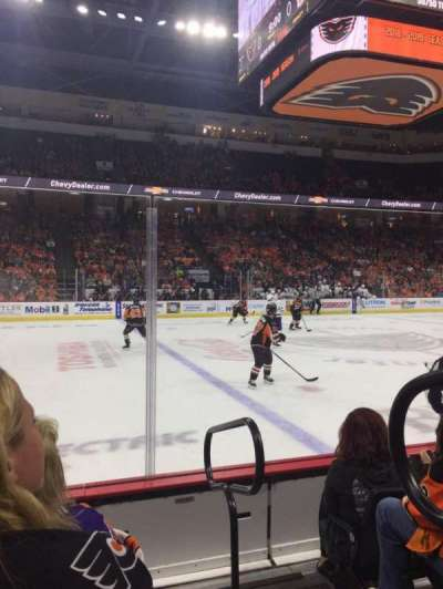 PPL Center, section: 117, row: 4, seat: 1