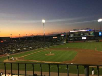 Coca-Cola Park, section: 202, row: A, seat: 7