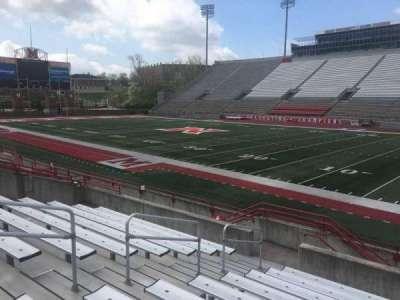 Yager Stadium, section: B, row: 10, seat: 12