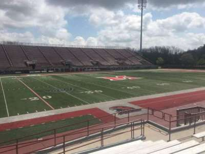 Yager Stadium, section: 6, row: 11, seat: 12
