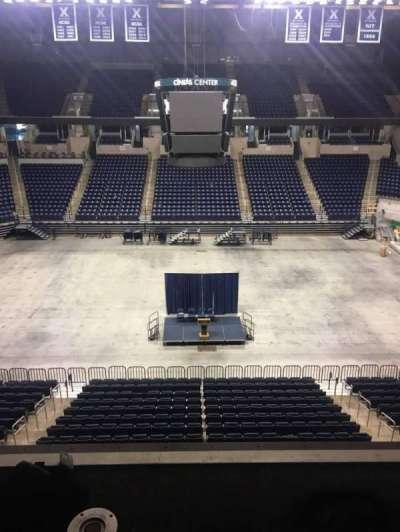 Cintas Center, section: 212, row: C, seat: 6