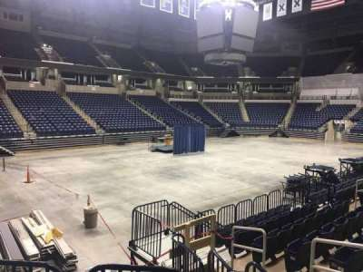 Cintas Center, section: 115, row: N, seat: 7