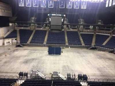 Cintas Center, section: 211, row: B, seat: 7