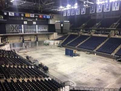 Cintas Center, section: 205, row: B, seat: 7
