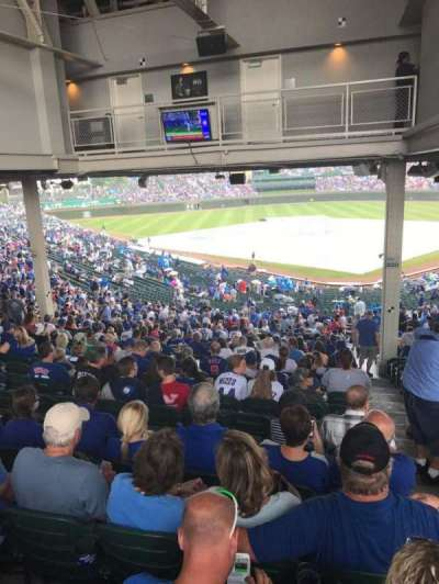 Wrigley Field, section: 220, row: 22, seat: 101