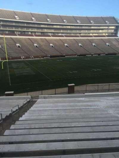 Davis Wade Stadium, section: 06, row: 26, seat: 38