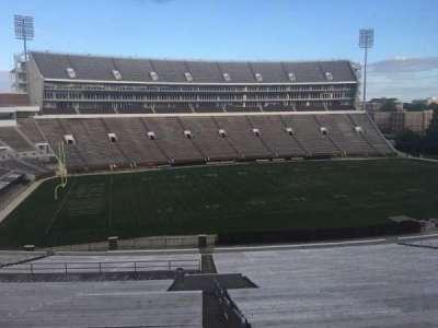 Davis Wade Stadium, section: 06, row: 58, seat: 1