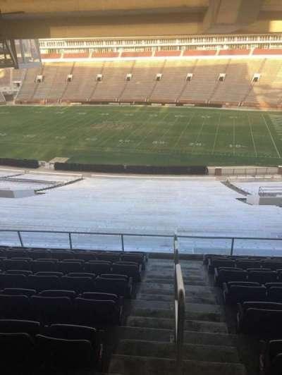 Davis Wade Stadium, section: 103, row: 68, seat: 01