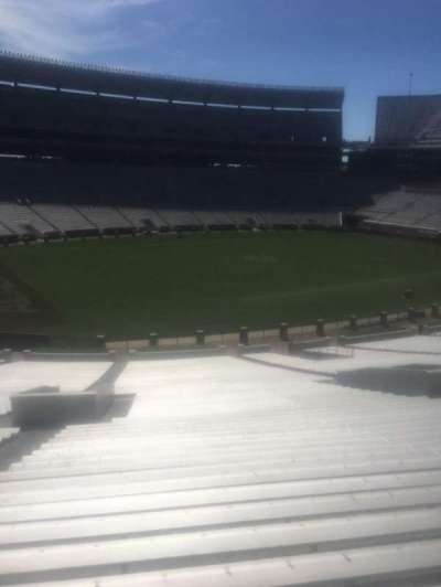 Bryant-Denny Stadium, section: L, row: 59, seat: 01