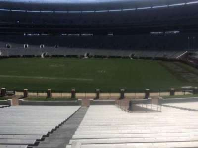 Bryant-Denny Stadium, section: D, row: 34, seat: 20