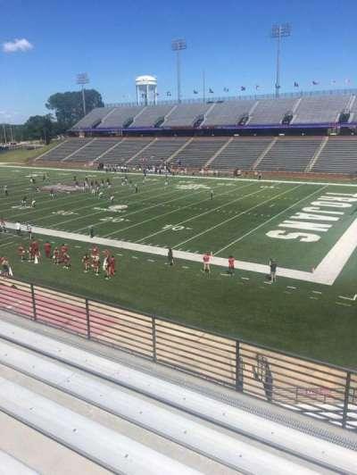 Veterans Memorial Stadium, section: 222, row: 5, seat: 1