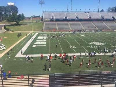 Veterans Memorial Stadium, section: 202, row: 5, seat: 1