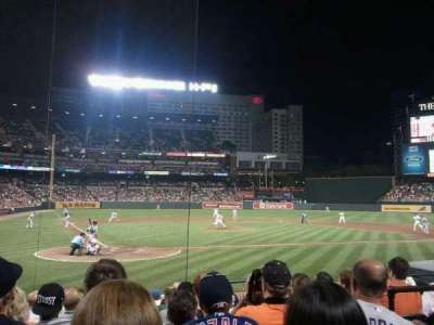 Oriole Park at Camden Yards, section: 30, row: 12, seat: 3