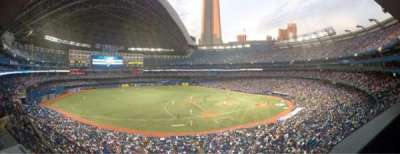 Rogers Centre, section: Suite 347, row: 1, seat: 1