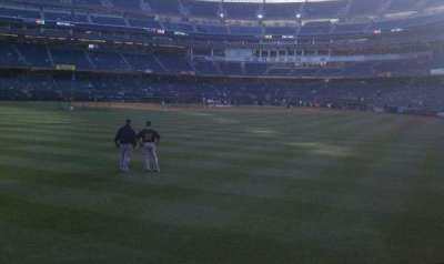 Yankee Stadium section 136