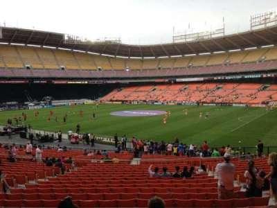 RFK Stadium, section: 302, row: 5, seat: 12