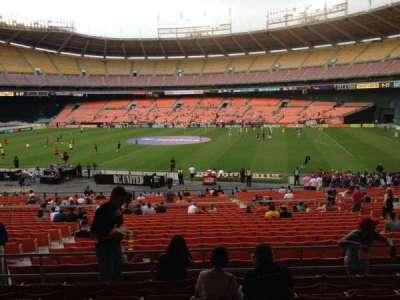 RFK Stadium, section: 304, row: 7, seat: 12