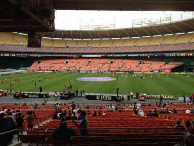 RFK Stadium, section: 305, row: 9, seat: 10