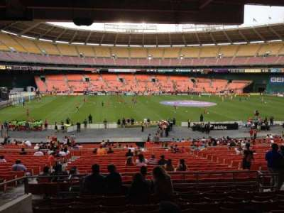 RFK Stadium, section: 309, row: 9, seat: 8