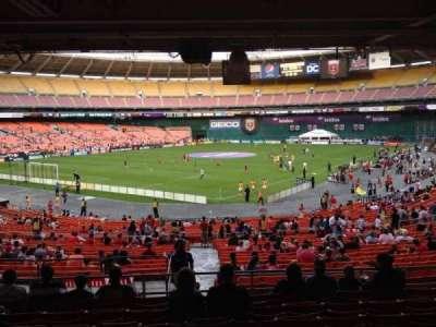 RFK Stadium, section: 315, row: 9, seat: 10