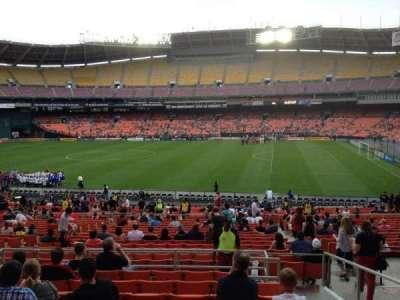 RFK Stadium, section: 330, row: 9, seat: 9