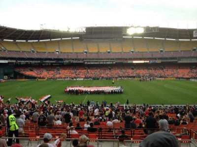 RFK Stadium, section: 333, row: 8, seat: 8