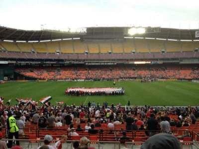 RFK Stadium, section: 333, row: 8, seat: 8
