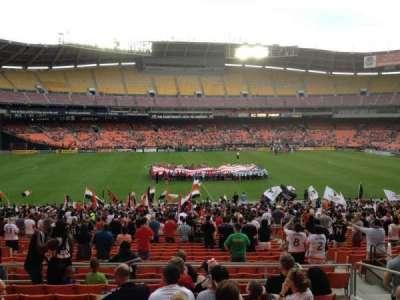 RFK Stadium, section: 334, row: 9, seat: 11