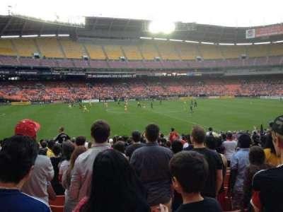 RFK Stadium, section: 235, row: 8, seat: 11