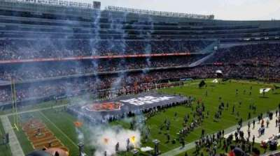 Soldier Field section 343