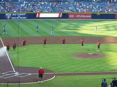 Turner Field section 205