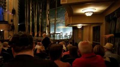 Gerald Schoenfeld Theatre, section: Orchestra, row: K, seat: 26