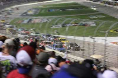 Texas Motor Speedway section 130