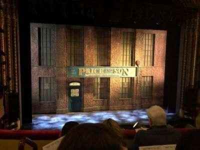 Al Hirschfeld Theatre, section: MezzC, row: C, seat: 114