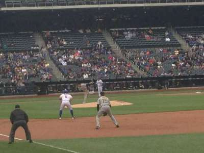 Citi Field, section: 107, row: 7, seat: 6
