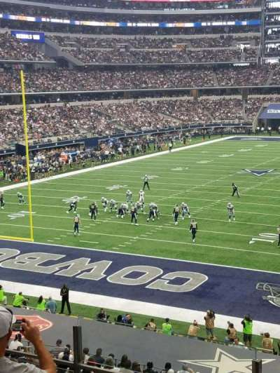 AT&T Stadium section 219