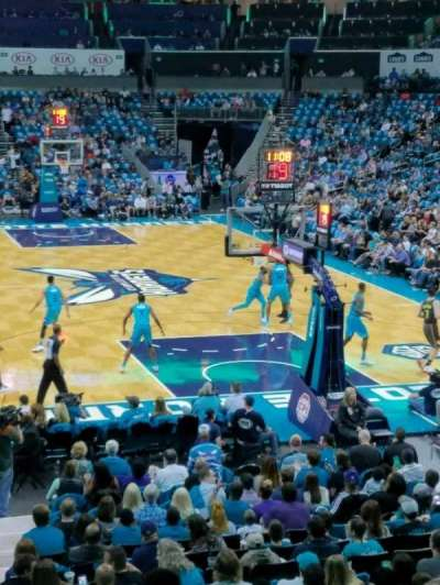 Spectrum Center section 101