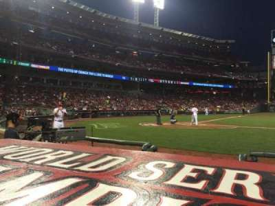 Great American Ball Park, section: 128, row: F, seat: 5