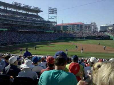 Nationals Park section 130U