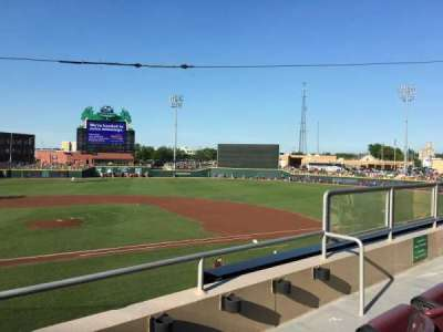 Fifth Third Field (Dayton) section 204