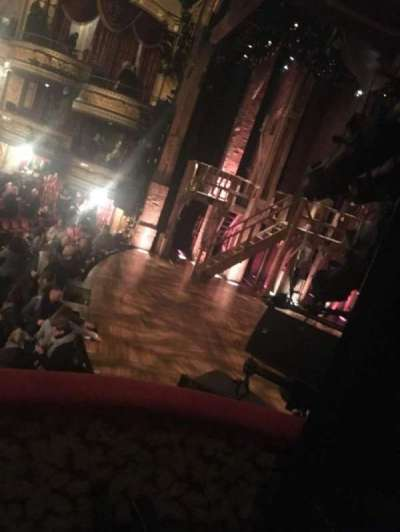 Richard Rodgers Theatre section Box