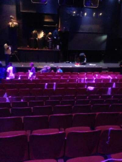 Briar street Theater, section: MF CTR, row: M, seat: 5