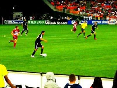RFK Stadium, section: 129, row: 5, seat: 8-9