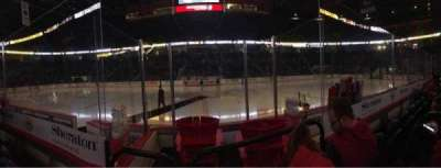 FirstOntario Centre, section: 109, row: 4, seat: 8