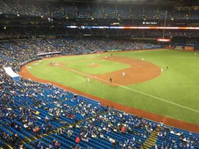 Rogers Centre, section: Suite 312, row: A, seat: 14