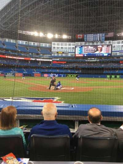 Rogers Centre, section: 120L, row: 5, seat: 108