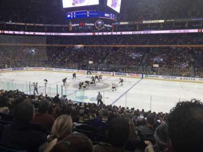 KeyBank Center, section: 116, row: 21, seat: 3