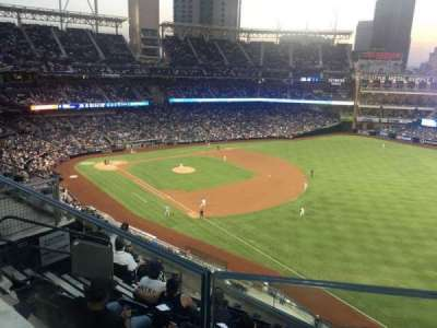 PETCO Park section 321